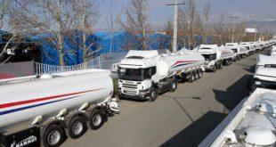 صادرات گازوئیل به عراق