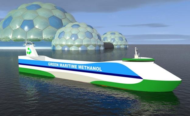 صادرات متانول با کشتی