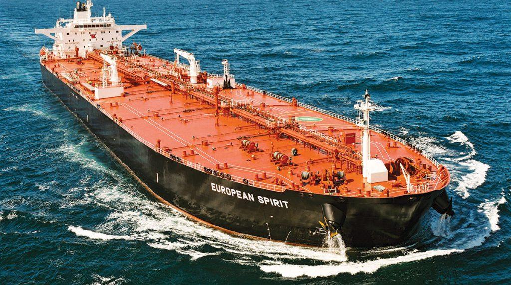 کشتی حمل گازوئیل